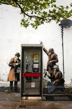 Banksy@tumblr