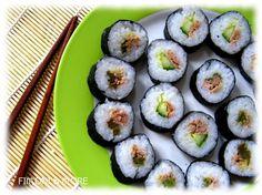 Sushi Sushi, Japanese, Ethnic Recipes, Food, Koken, Rezepte, Japanese Language, Meals