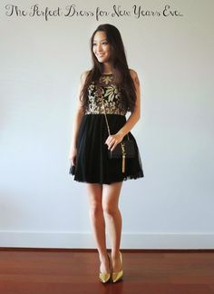 PERFECT NYE Dress