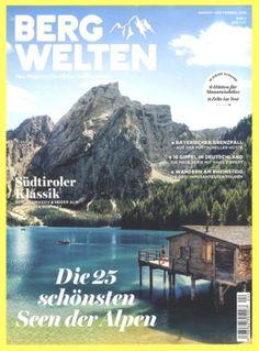 """Jahresabo """"Bergwelten"""" für effektiv 1,00€ lesen. Das Magazin kostet derzeit jährlich 36,00€ und wird mit einem 35,00€ Amazon-Gutschein angeboten. Alternativ steht auch ein 30,00€ Verrechnungsscheck zur Auswahl."""