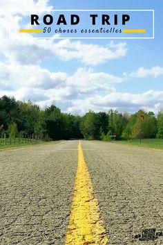 Road Trip USA : 50 choses essentielles à la réussite de votre Road Trip aux Etats-Unis !  Cliquez ici pour lire l'article : http://www.passionamerique.com/road-trip-usa-50-choses-essentielles/  Repin si vous aimez :)