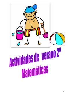 Cuaderno matematicas 2º verano