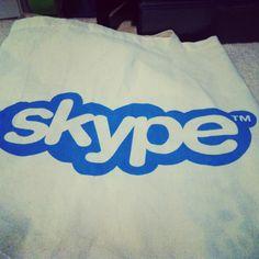 Skype anyone? #skype