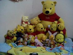 My Pooh - This truly looks like part of my collection.