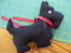 there is a cute teddy bear pattern on the site as well!