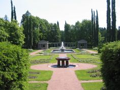 javifields - Summer residence of the President of the Republic of Finland,  Naantali Kultaranta