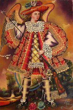 Google Image Result for http://www.artesanum.com/upload/grande/3/2/5/pinturas_al_oleo_escuela_cusquena-4-12397.jpg
