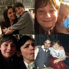 Jared + Cast members