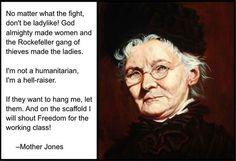 Mother Jones quote