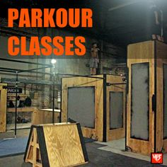 HFS PARKOUR CENTER-  American Ninja Warrior, Train for American Ninja Warrior in Philadelphia, Mud Run Training, Philadelphia Parkour Gym, ...