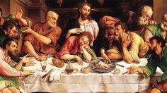 Io e un po' di briciole di Vangelo: (Gv 21,20-25) Questo è il discepolo che testimonia...