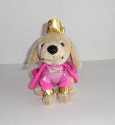 Disney Store Super Buddies ROSEBUD Plush Dog Golden Retriever. #Disney #toys #stuffedanimals