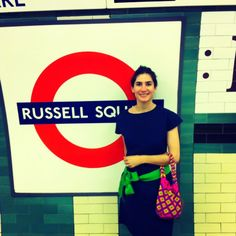 Russell Square.