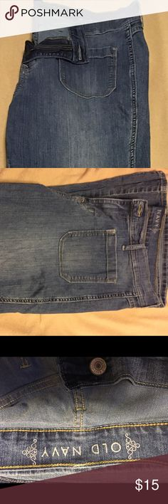 Old Navy extra flare jeans 14 Old Navy extra wide flare jeans . Size 14z worn a few times . Still in good used condition. Old Navy Jeans Flare & Wide Leg