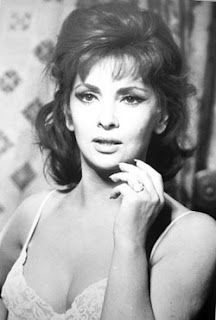 sixties hair, Gina Lollobrigida