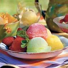 Best Watermelon Recipes: Watermelon Sorbet
