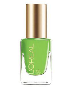 L'Oreal Colour Riche Nail Polish in New Money..