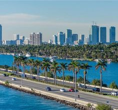 The MacArthur Causeway to South Beach Miami Florida, Florida Beaches, South Florida, Miami Beach, Miami City, Permanent Vacation, Florida Living, Palm Beach County, Vacation Destinations