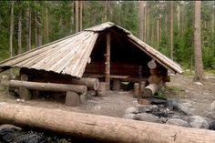 This I like. #bushcraftsheltercabins