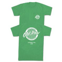 St. Paddy's Day 2017 Pocket Tee | Old Row
