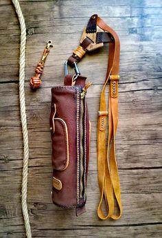 Mans gift crossbody bag leather satchel leather purse