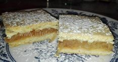 Slovak Recipes, Apple Pie, Tiramisu, Cheesecake, Deserts, Food And Drink, Cooking Recipes, Sweets, Baking