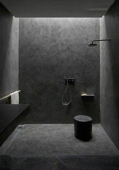Black -leuchtend-grau.de / Villa E von Studio Ko in Marokko