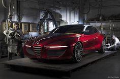 IED Torino for Alfa Romeo