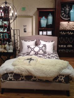 Z Gallerie bedroom | Things that I love | Pinterest | Beds ...
