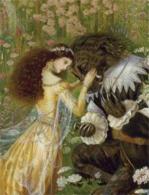 The Art of Kinuko Y. Craft - currently working on Beauty and the Beast for Harper Collins