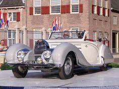 1938 Bugatti T57 C Roadster