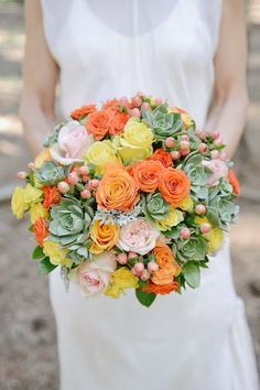Hypericum Berry is a very versatile flower and is a great choice for the boutonnieres,hypericum berry wedding bouquet boutonnieres,centerpieces. Berry Wedding, Orange Wedding, Floral Wedding, Yellow Wedding Flowers, Bride Bouquets, Floral Bouquets, Forest Wedding, Dream Wedding, Wedding Pins