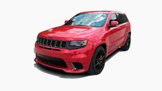 Body kits for Jeep GC Trackhawk | Renegade Design Jeep Srt8, Ground Effects, Body Kits, Wide Body, White Teeth, Jeep Grand Cherokee, Pure Products, Design