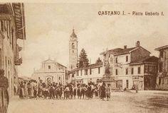Piazza Umberto I. | Castano Primo