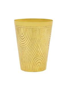 Small Faux Bois Vase