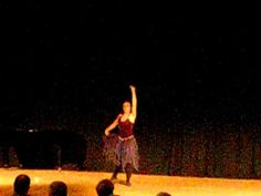 WSDC 2011 - Opening Ceremony: Highland Dancing