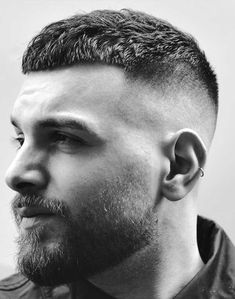 222 Best Military Hairstyles Images In 2019 Male Haircuts Men