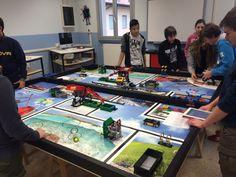 Qualificazioni interne per First Lego League scuola media 2016