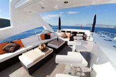 Luxury BARRACUDA RED SEA - Motor Yacht