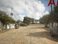Saindo da cidade de Tiradentes, Minas Gerais || Foto: Pedro Andrade