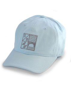 Sundance Beach Dad Hat Frost Blue ee35a1628ac