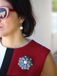 Tany et La Mode: A modern take on the Mondrian dress by Tany - Uma versão moderna do vestido Mondrian, por Tany, personal style, self-made style, daily looks, estilo pessoal, moda feita em casa, look do dia
