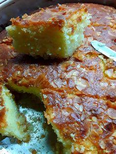 Greek Sweets, Greek Desserts, Greek Recipes, Quick Cake, Deserts, Food And Drink, Cookies, Breakfast, Ethnic Recipes