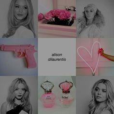 alison dilaurentis, girl, pink, pll, pretty little liars