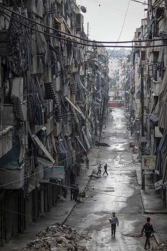 Living under siege: Life in Aleppo, Syria Framework Photos and Video Visual Storytelling from the Los Angeles Times in ARCHITECTURE / URBANISM