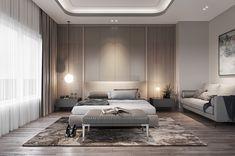 Enhance Your Senses With Luxury Home Decor Modern Luxury Bedroom, Luxury Bedroom Design, Modern Master Bedroom, Master Bedroom Design, Minimalist Bedroom, Luxurious Bedrooms, Home Decor Bedroom, Home Interior, Luxury Interior
