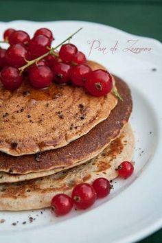 Pancake Light con farina integrale