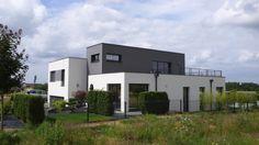 Modèle Mélaine  Surface habitable RDC + Etage : 120.00 m² Réalisations Maisons HCC