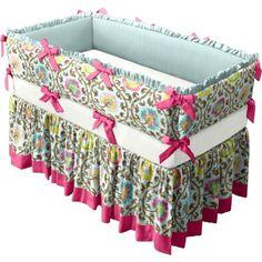 Design your own crib bedding app!
