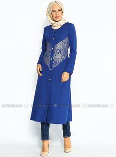 Lurex Tunic - Orhan Giyim